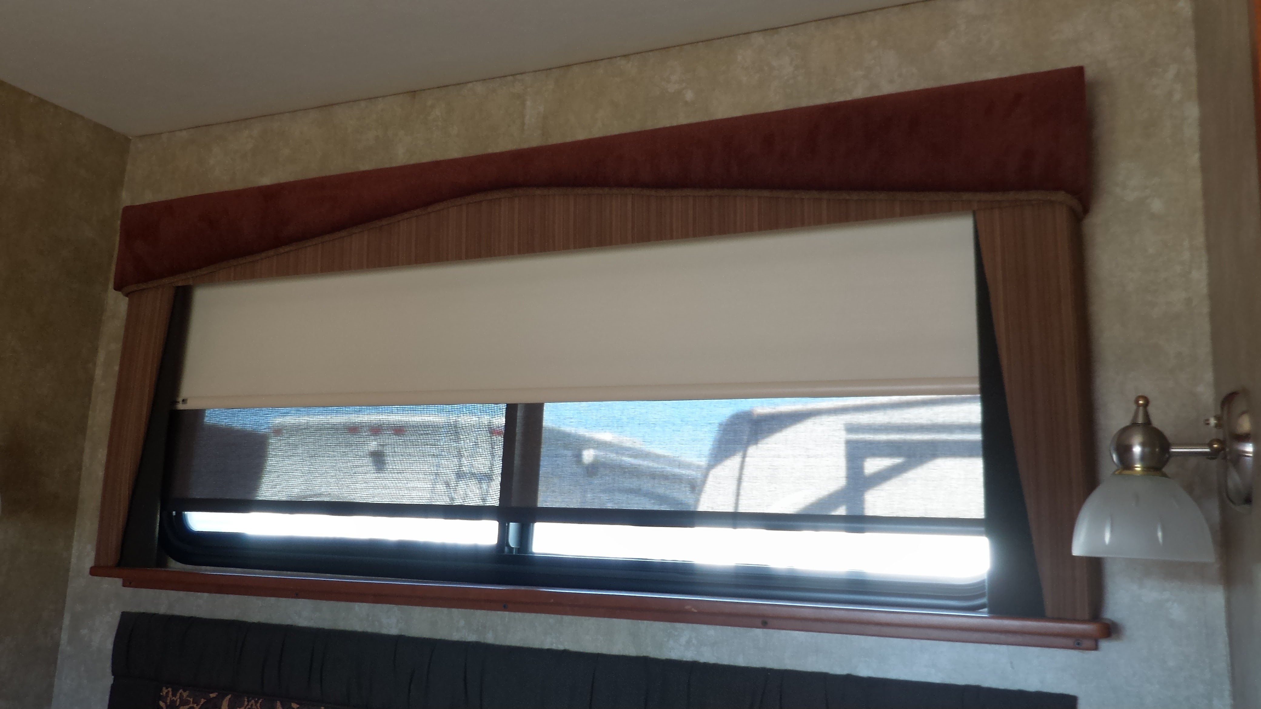 High Definition Rv Irvine Shade And Door Slow Rise Day Nite Roller Shades